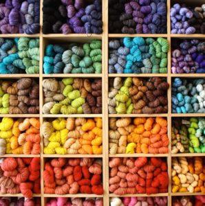 Purl Soho Wolle im Strickladen